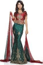 Indian Wedding Dresses Lehenga Choli Bridal Sari