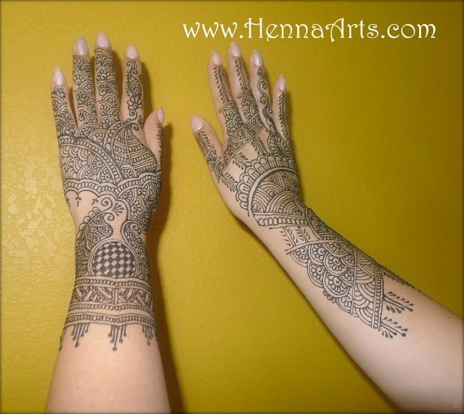 Best Henna Tattoo Artist In Austin Tx Nisha Henna Arts