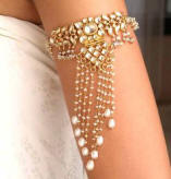 armband designs for indian bride