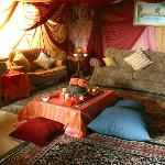 Indian, Arabic, Moroccan theme decorations rental