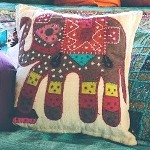 Colorful Indian Crafts, Indian Tapestry and Gift Items for rent in Austin