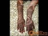 Beautiful henna designs for bride hand and feet