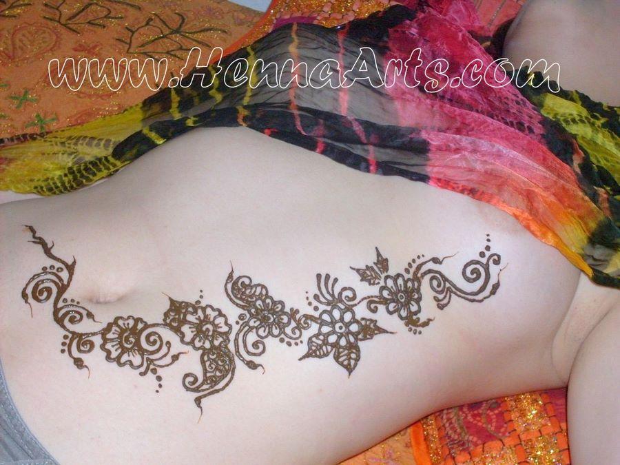 Henna Jewellery Mehndi : Mehndi henna tattoo body art indian jewelry designs